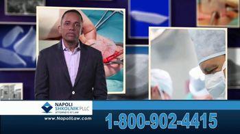 Napoli Shkolnik PLLC TV Spot, 'Hernia Mesh' - Thumbnail 4