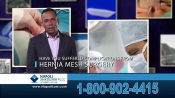 Napoli Shkolnik PLLC TV Spot, 'Hernia Mesh' - Thumbnail 5