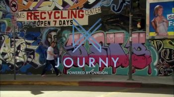 Journy TV Spot, 'Jamie's American Road Trip' - Thumbnail 3