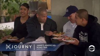 Journy TV Spot, 'Jamie's American Road Trip' - Thumbnail 7