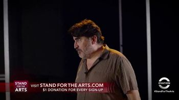 Stand for the Arts TV Spot, 'LA Stage Alliance' Featuring George Takei, Alfred Molina, Jimmy Smits - 15 commercial airings