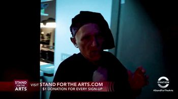 Stand for the Arts TV Spot, 'LA Stage Alliance' Featuring George Takei, Alfred Molina, Jimmy Smits - Thumbnail 5