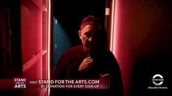 Stand for the Arts TV Spot, 'LA Stage Alliance' Featuring George Takei, Alfred Molina, Jimmy Smits - Thumbnail 6