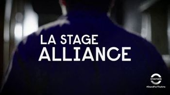 Stand for the Arts TV Spot, 'LA Stage Alliance' Featuring George Takei, Alfred Molina, Jimmy Smits - Thumbnail 7