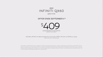 Infiniti Start Your Own Legacy Summer Event TV Spot, 'Germany: QX60' [T2] - Thumbnail 10