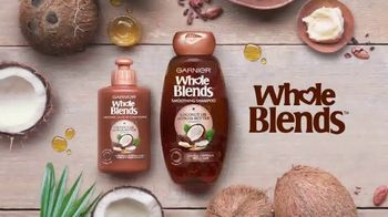Garnier Whole Blends TV Spot, 'Blended Makes Us Better' Song by Alana Yorke - Thumbnail 10