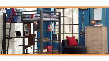Rooms to Go La Venta Regreso a la Escuela TV Spot, 'A tiempo' [Spanish] - Thumbnail 4