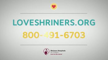 Shriners Hospitals for Children TV Spot, 'Kaleb's Story' - Thumbnail 10