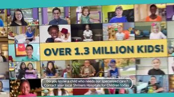 Shriners Hospitals for Children TV Spot, 'Kaleb's Story' - Thumbnail 4