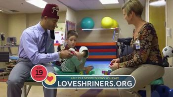 Shriners Hospitals for Children TV Spot, 'Kaleb's Story' - Thumbnail 5