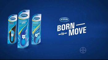 Dr. Scholl's TV Spot, 'Doug's on the Move' - Thumbnail 10