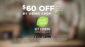 HelloFresh TV Spot, 'Stories from Real Customers: Tre and Rich: $60' - Thumbnail 10