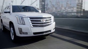 Cadillac Made to Move Sales Event TV Spot, '2018 Escalade' [T2] - Thumbnail 4