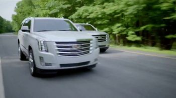 Cadillac Made to Move Sales Event TV Spot, '2018 Escalade' [T2]