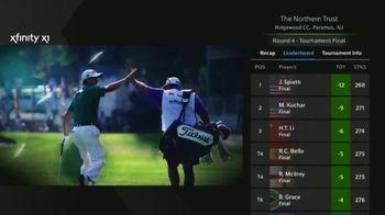 XFINITY X1 TV Spot, 'Golf Channel: PGA Tour' - Thumbnail 3