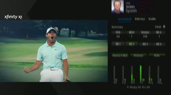 XFINITY X1 TV Spot, 'Golf Channel: PGA Tour' - Thumbnail 4