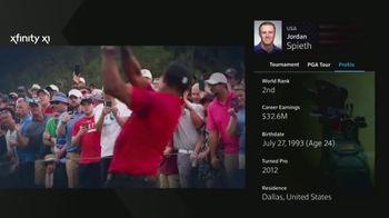 XFINITY X1 TV Spot, 'Golf Channel: PGA Tour' - Thumbnail 5