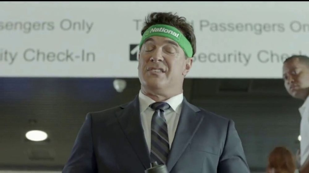 National Car Rental Tv Commercial Lose The Wait Featuring Patrick
