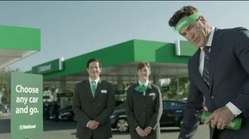 National Car Rental TV Spot, 'Lose the Wait' Featuring Patrick Warburton - Thumbnail 5