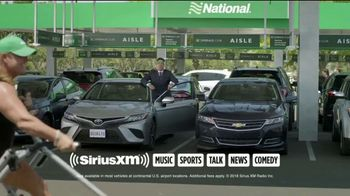 National Car Rental TV Spot, 'Lose the Wait' Featuring Patrick Warburton - Thumbnail 7