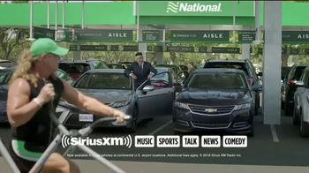 National Car Rental TV Spot, 'Lose the Wait' Featuring Patrick Warburton - Thumbnail 8