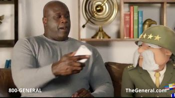The General App TV Spot, 'Watching TV' Featuring Shaquille O'Neal - Thumbnail 5