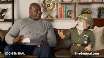 The General App TV Spot, 'Watching TV' Featuring Shaquille O'Neal - Thumbnail 6