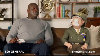 The General App TV Spot, 'Watching TV' Featuring Shaquille O'Neal - Thumbnail 7