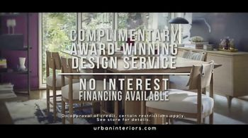 Urban Interiors & Thomasville Big Labor Day Sale TV Spot, 'All on Sale' - Thumbnail 6