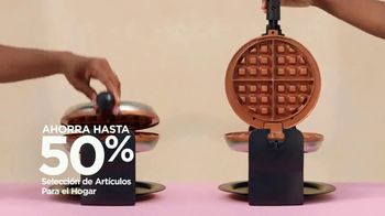 JCPenney TV Spot, 'Las ofertas: artículos para el hogar' [Spanish] - Thumbnail 4