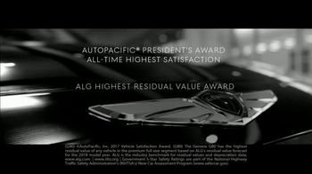 2018 Genesis G80 TV Spot, 'Loved and Awarded' Song by Izzy Bizu [T2] - Thumbnail 6