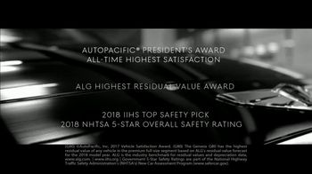 2018 Genesis G80 TV Spot, 'Loved and Awarded' Song by Izzy Bizu [T2] - Thumbnail 7