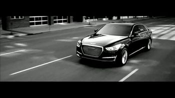 2018 Genesis G80 TV Spot, 'Loved and Awarded' Song by Izzy Bizu [T2]