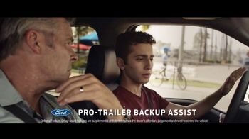 Ford Summer Sales Event TV Spot, 'Favorite Boat' Song by American Authors [T2] - Thumbnail 3
