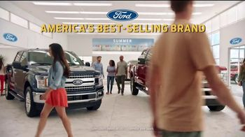 Ford Summer Sales Event TV Spot, 'Favorite Boat' Song by American Authors [T2] - Thumbnail 5