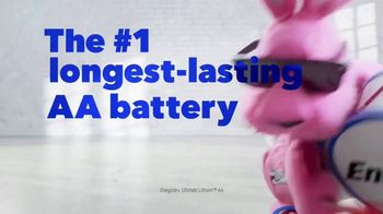 Energizer Ultimate Lithium TV Spot, 'Writing on the Lens' - Thumbnail 2