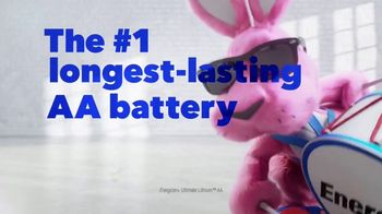 Energizer Ultimate Lithium TV Spot, 'Writing on the Lens' - Thumbnail 3