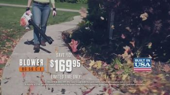STIHL TV Spot, 'Real People: Real Power, Options and Value' - Thumbnail 7