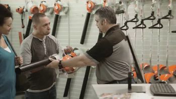 STIHL TV Spot, 'Real People: Real Power, Options and Value' - Thumbnail 9