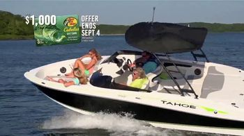 Bass Pro Shops Labor Day Deals TV Spot, 'Boats and Gift Card' - Thumbnail 10