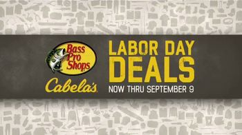 Bass Pro Shops Labor Day Deals TV Spot, 'Boats and Gift Card' - Thumbnail 7