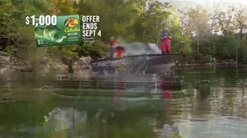 Bass Pro Shops Labor Day Deals TV Spot, 'Boats and Gift Card' - Thumbnail 9
