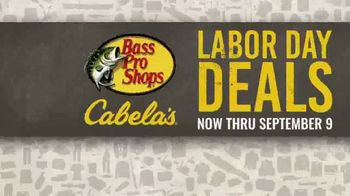 Bass Pro Shops Labor Day Deals TV Spot, 'Apparel, Fish Fryer and Boots' - Thumbnail 7