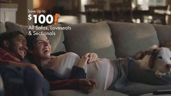 Big Lots Big Labor Day Sale TV Spot, 'Loveseats, Sofas and Sectionals' - Thumbnail 3