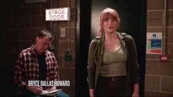 WildAid TV Spot, 'Jurassic World' Featuring Bryce Dallas Howard