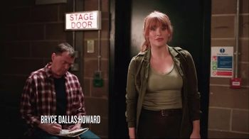 WildAid TV Spot, 'Jurassic World' Featuring Bryce Dallas Howard