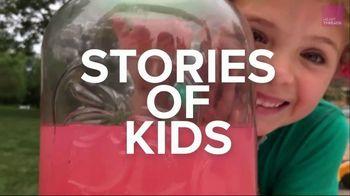 HeartThreads TV Spot, 'Stories of Kids' - Thumbnail 1