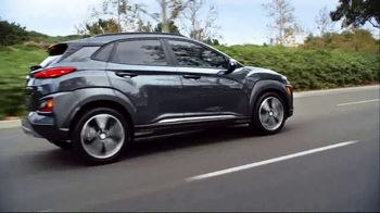 Hyundai Epic Summer Sales Event TV Spot, 'Kona: The Right Size' [T2] - Thumbnail 1
