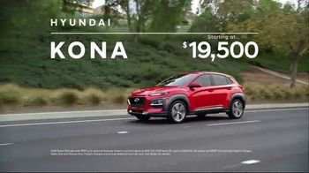 Hyundai Epic Summer Sales Event TV Spot, 'Kona: The Right Size' [T2] - Thumbnail 3