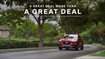 Hyundai Epic Summer Sales Event TV Spot, 'Kona: The Right Size' [T2] - Thumbnail 4